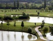 Panoramica del parco da Golf